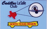 North Texas Cadillac LaSalle Club Logo